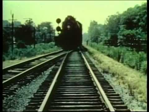 Operation Fast Freight (1950) Norfolk and Western