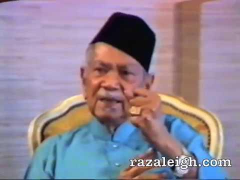 """Tunku Abdul Rahman 1988 - """"Biarlah Saya Mati Dalam Perjuangan"""""""