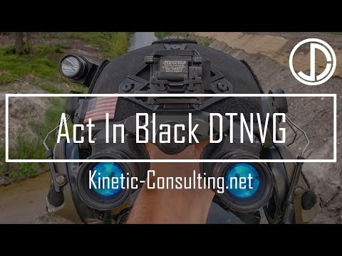 Act in Black DTNVG Overview