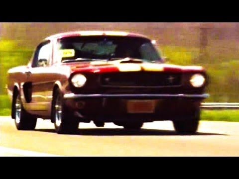 Kings of the Road - Mustangs Across America