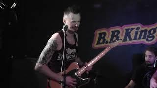 Pasportny Stol – Live In B.B.King Blues Club (Moscow)