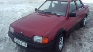Ford Orion 1.6 Дизель Тест-Драйв