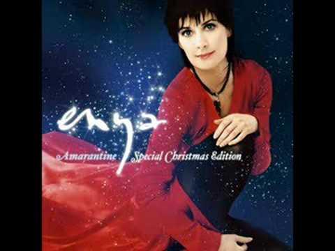 Enya 2006 Amarantine SCE 03 We Wish You A Merry Christmas YouTube