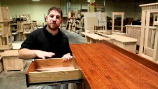 American Made Solid Oak Mission Furniture For Eway Furniture