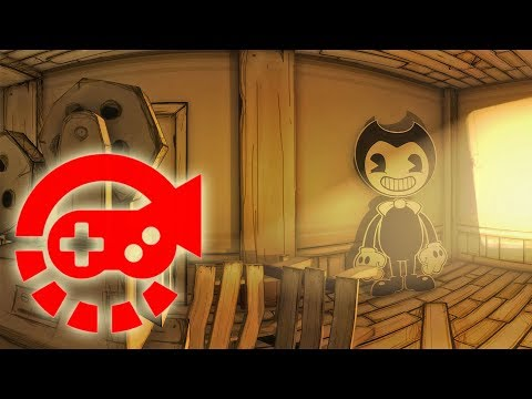 360° Video - Chapter 1: Moving Pictures - Bendy and the Ink Machine