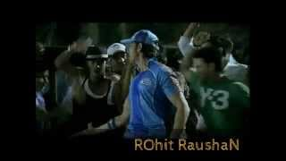 """Duniya Hila Denge Hum"" feat.Hrithik Roshan - Mumbai Indians IPL1 theme Song 