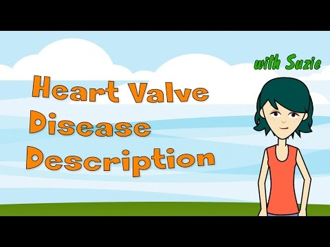 Heart Valve Disease Description
