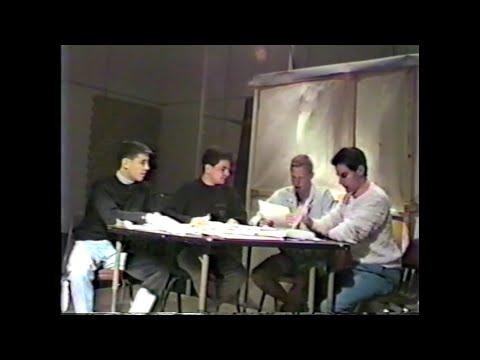 Static episode 3, University City High School, 1989