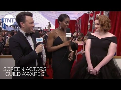 Shannon Purser: Red Carper Interview | 23rd Annual SAG Awards ...