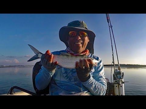 2/3 Grand Slam - Full Day Of Flats Fishing