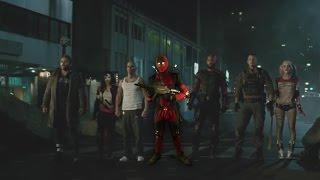 Fan made. Дэдпул и Отряд самоубийц трейлер. Deadpool & Suicidal squid trailer