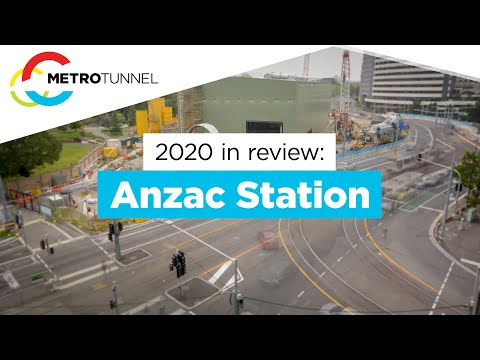 2020 in review: Anzac Station