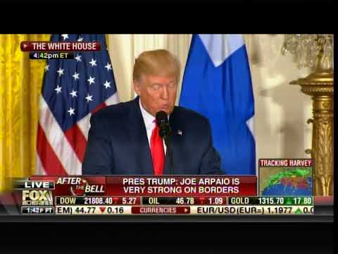 POTUS TRUMP Chews Up Media and Spits Them Out on Pardoning Sheriff Joe