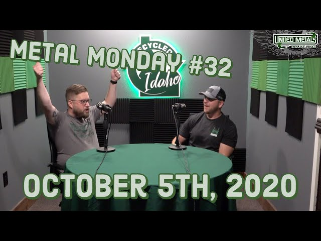 Metal Monday #32 with Nick and Brett 10*5*20
