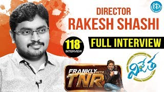 Frankly With TNR #118 - Full Interview || Talking Movies With iDream