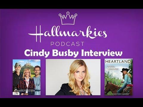 Hallmarkies: Actress Cindy Busby