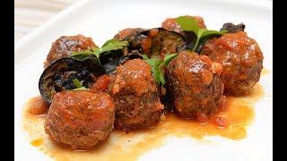 Patlıcanlı Köfte Tarifi - Semen Öner - Yemek Tarifleri