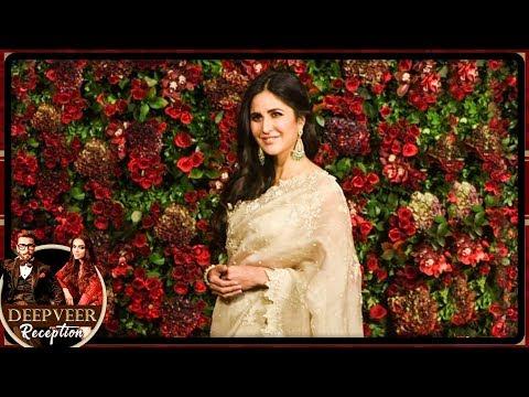 SHOCKING Katrina Kaif Attends Deepika Padukone's Mumbai Reception Party 2018