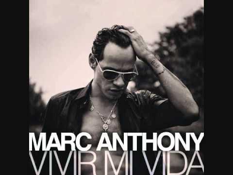 "MARC ANTHONY  ""VIVIR LA VIDA''"