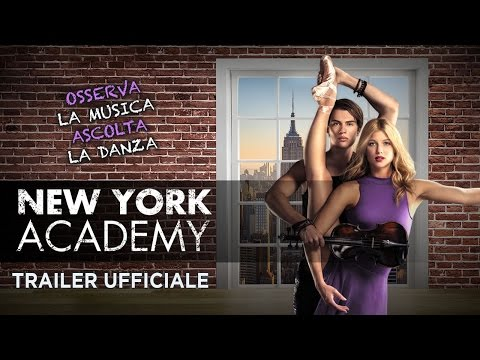 New York Academy - Trailer italiano ufficiale [HD]