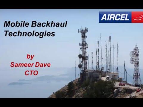 ETTelecom Webinar : Access and backhaul transport technologies