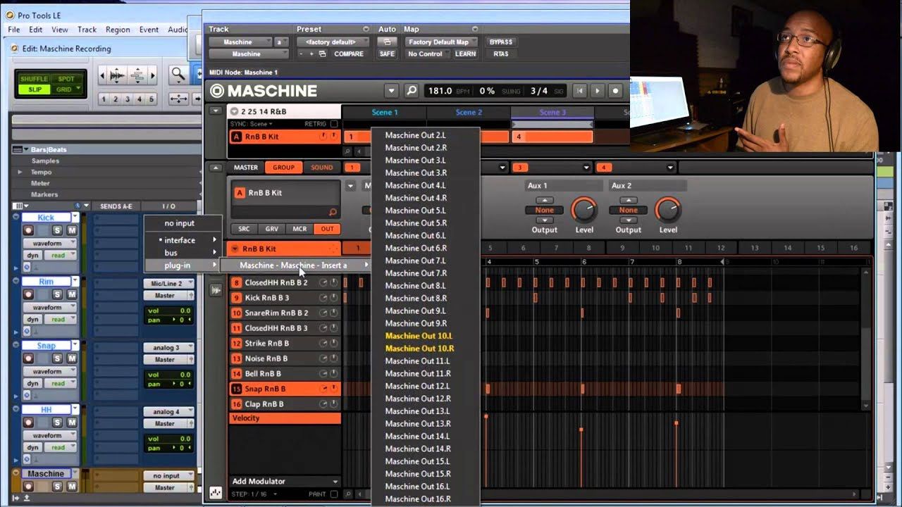 First look at native instruments maschine 1. 8. 2 software update.