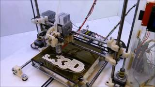 $65 3D Printer Made From Recycled Electronic Waste
