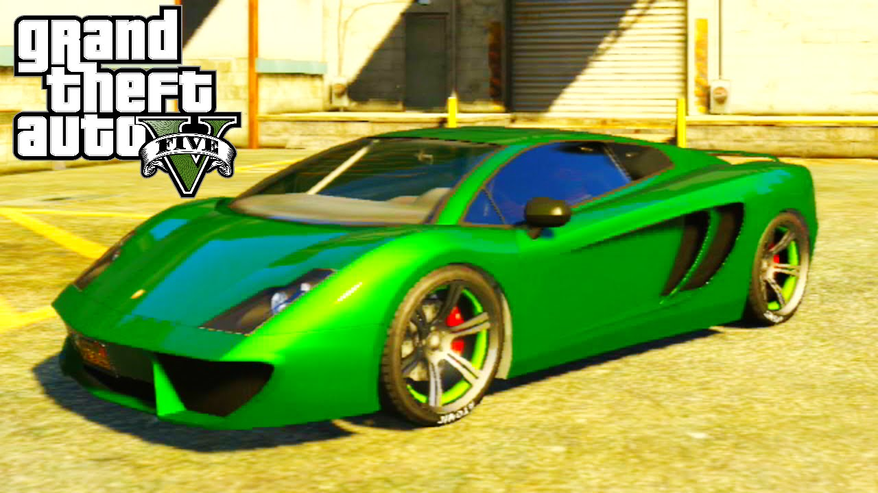 Gta 5 Pegassi Vacca Full Customization Paint Job Guide