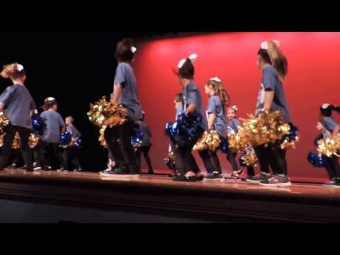 02 School Dance Recital Part 2 Younger Kids First Dance