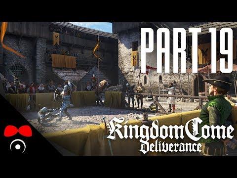 DOBRÝ DEN, KOZY VEN!   Kingdom Come: Deliverance #19