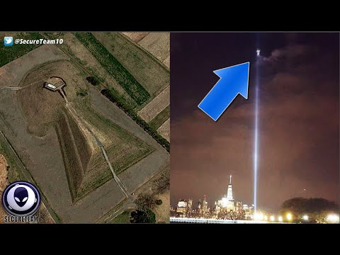 ALIEN Link? Identical Ancient Structures On Earth & Mars! 9/17/16