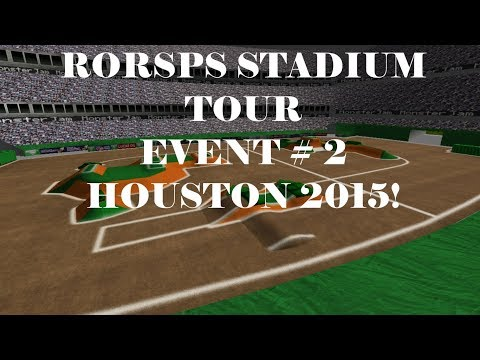 RORSPS Stadium Series Event #2! (Houston 2015)