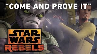 Come and Prove It - Legacy Preview | Star Wars Rebels