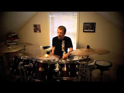 Avenged Sevenfold - Unbound (The Wild Ride) [Drum Cover by Chris Field]