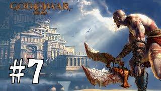 Прохождение God Of War с PS2 (Бог войны) #7 на русском. Три сундука