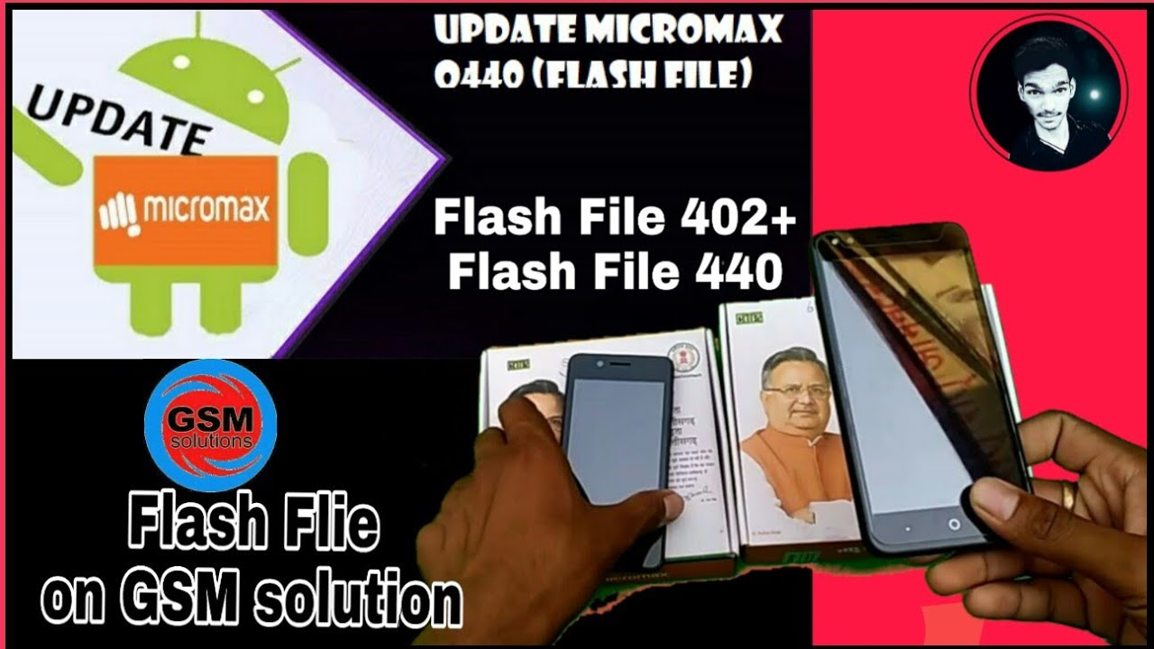 Chhattisgarh Government mobile micromax Q402+ or Micromax Q440 Ka Flash  File || GSM Solution
