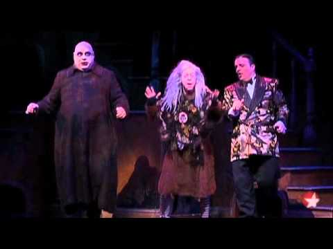 """Show Clip - The Addams Family - """"Let's Not Talk About Anything Else But Love"""""""