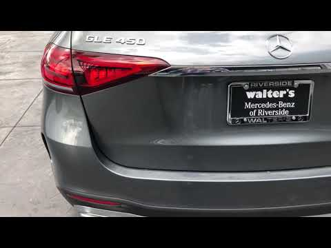 2020 Mercedes-Benz GLE Walk-Around Rockville Centre, Nassau, Long Island, New York, Queens, NY LA014