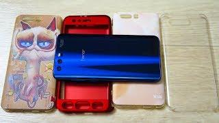 Чехлы для Huawei Honor 9 и USB Type C из Китая Покупки на Алиэкспресс