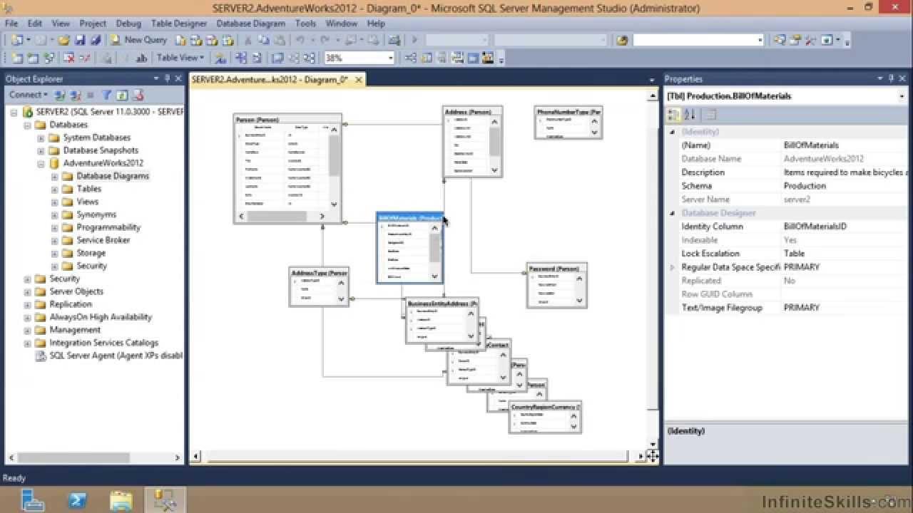 Microsoft sql server exam 70 461 tutorial saving diagrams youtube microsoft sql server exam 70 461 tutorial saving diagrams xflitez Gallery