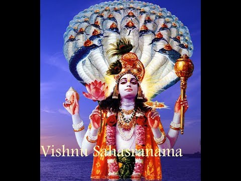 Vishnu Sahasranama Youth Outreach with Modern Music and text