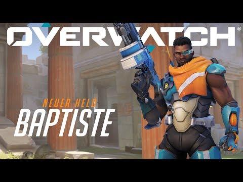 Baptiste ist jetzt live | Overwatch (DE) thumbnail