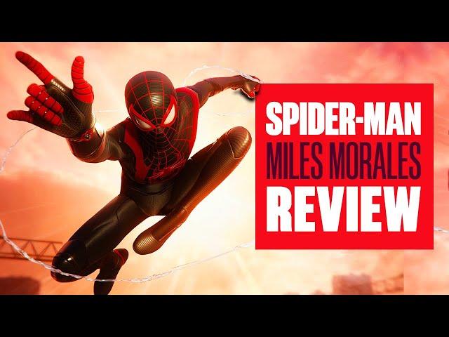 Spider-Man: Miles Morales (видео)