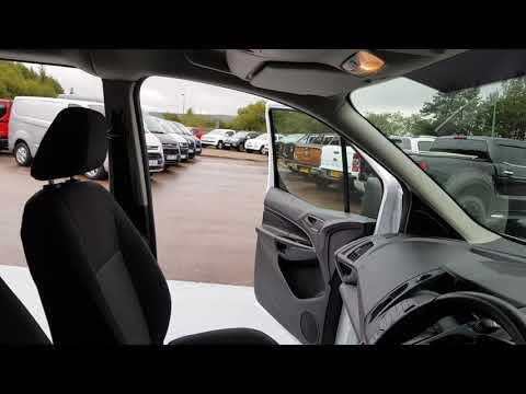 Ford Transit Connect Tdci 100ps 220 L1 Swb 5 Seat Crew Van 1.5 5dr Combi Van Manual Diesel