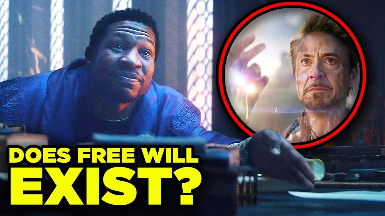 Download LOKI: Does FREE WILL Exist in the MCU? | BQ