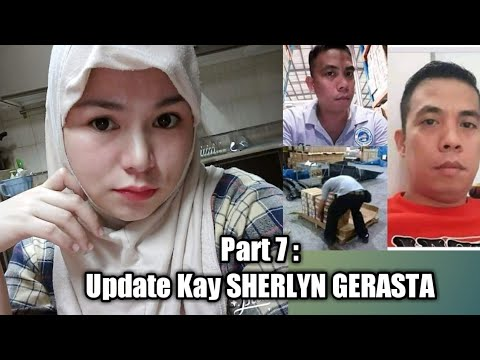 PART: 7 UPDATE KAY SHERLYN GERASTA || NEGATIVE AND POSITIVE COMMENTS FROM NETIZEN
