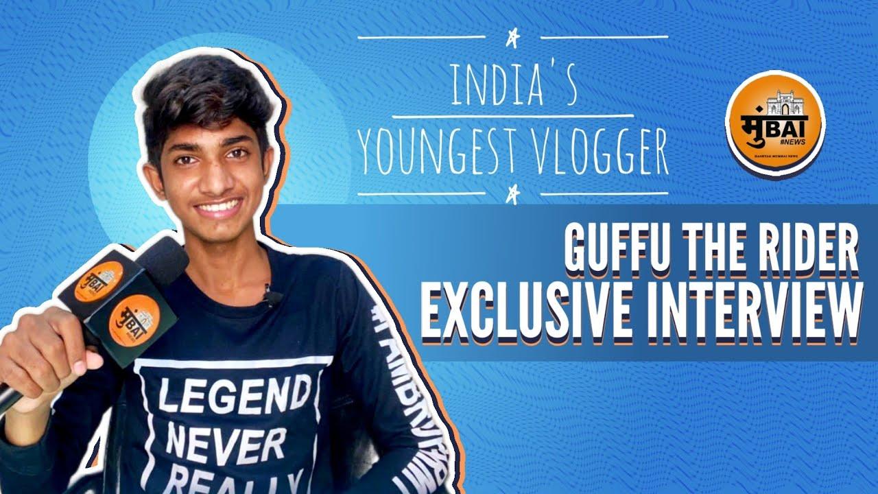 Guffu The Rider Exclusive On Hashtag Mumbai News