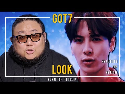 """Producer Reacts to GOT7 """"Look"""""""