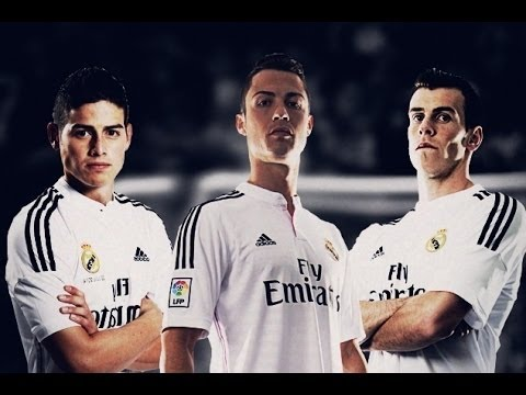 WHO IS THE BEST PLAYER IN REAL MADRID 2014 CRISTIANO RONALDO OR JAMES RODREGUEZ GARETH BALE