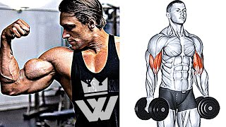 TOP-10 Exercise for BUILDING HUGE ARMS
